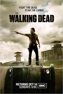 The Walking Dead Season 3 Poster The Walking Dead S03E08   HDTV AVI + RMVB Legendado e Dublado