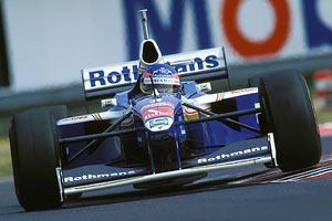 Equipe Williams de Formula 1 de 1996 - adictoalascarreras.blogspot.com