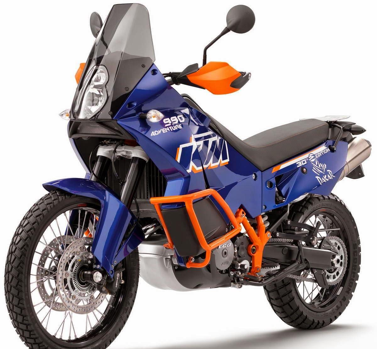 KTM 950 Adventure New Blue Bikes HD Wallpapers