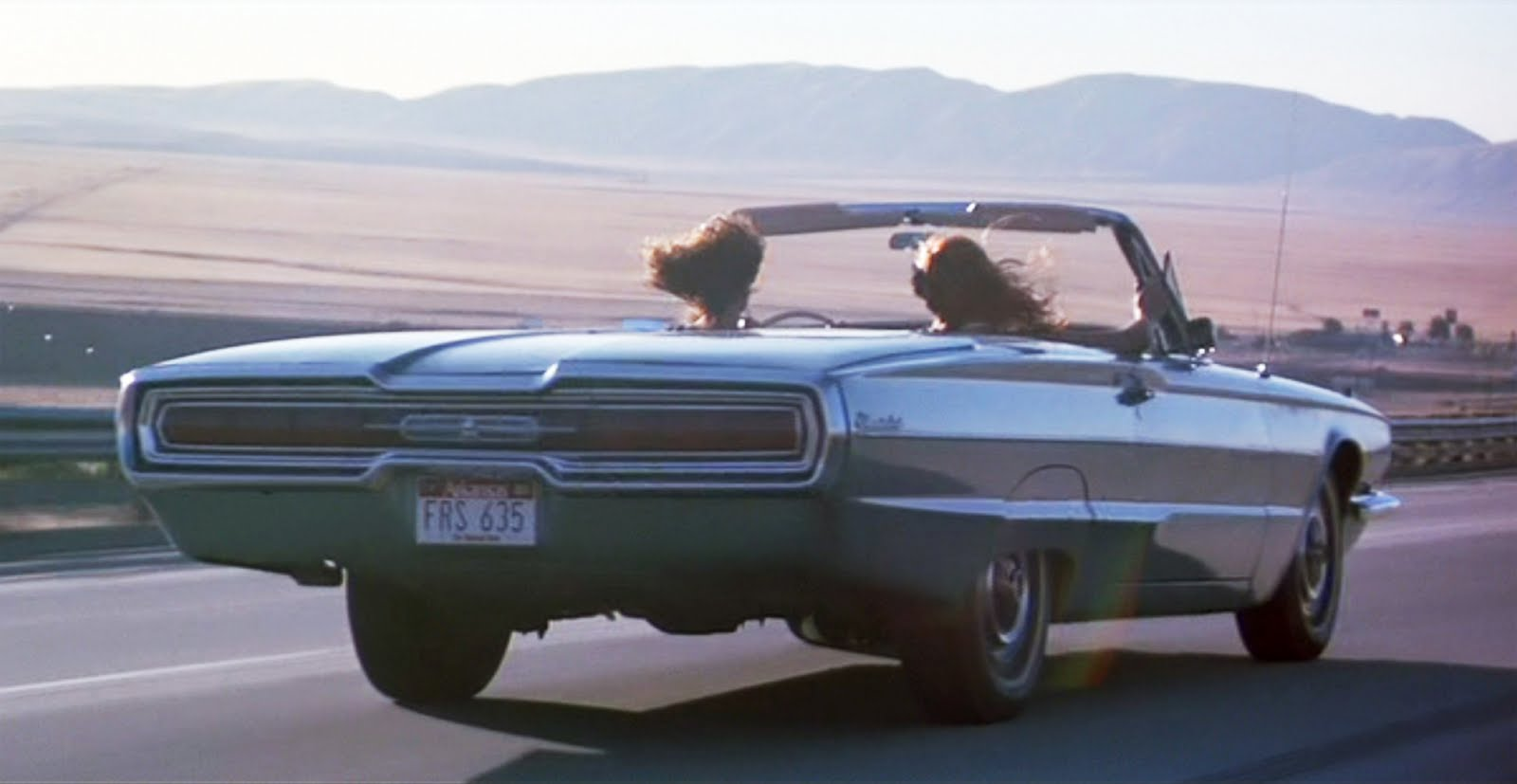 Who Was Driving The Car Thelma And Louise