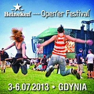 Open'er Festival Rhianna