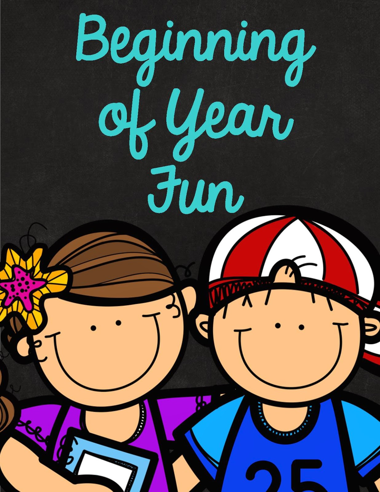 http://www.teacherspayteachers.com/Product/Beginning-of-Year-Fun-279386