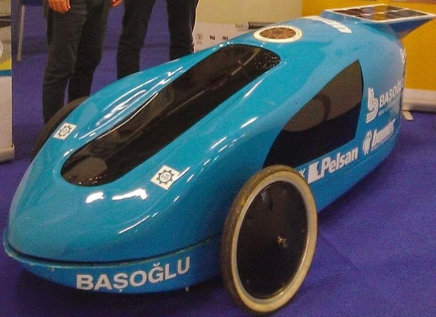 Yeni tasarım yeni otomobil; İstanbul