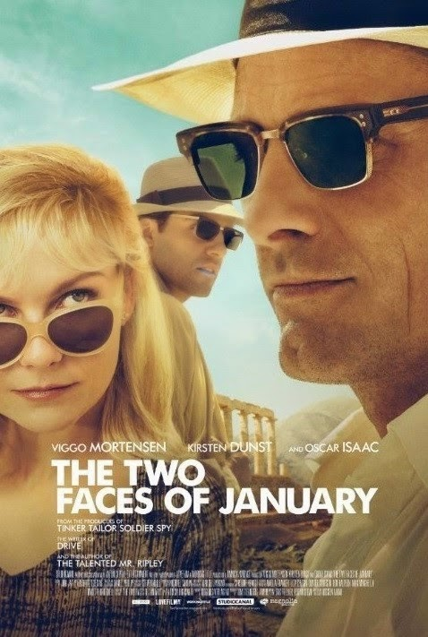 The Two Faces of January 2014 HDRip tainies online oipeirates