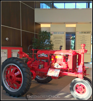 Tractor Supply Company Store Support Center Foyer