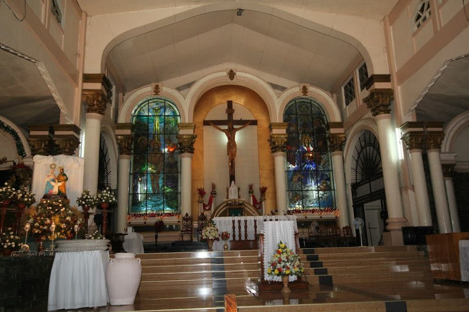 A history of the Diocese of Borongan