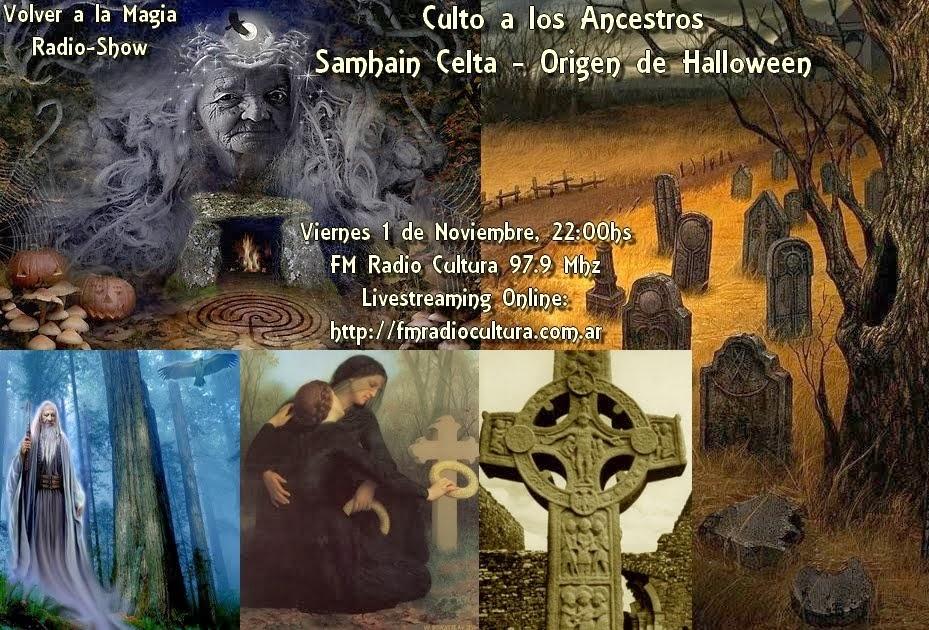 Culto a los Ancestros/ Samhain/Halloween