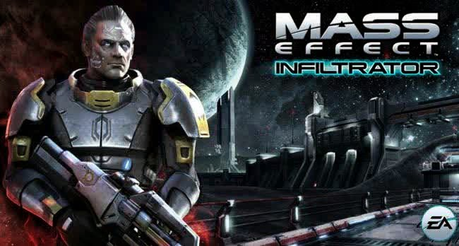 Mass Effect Infiltrator v1.0.39 Apk Mod for Android