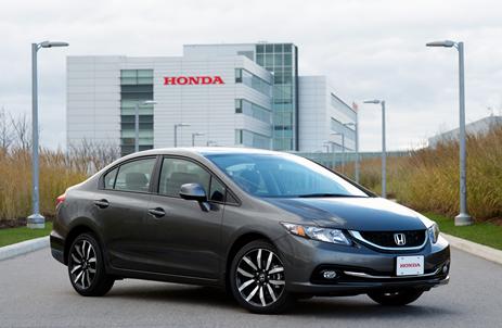 2013 Honda Civic Touring