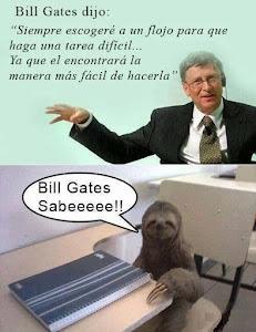 EL TRUCO DE BILL GATES PARA MEJORAR EL TRABAJO