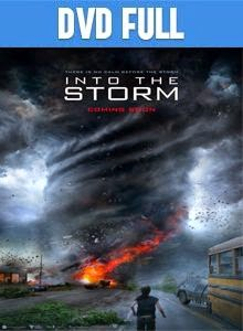 Into the Storm DVD Full Español Latino 2014
