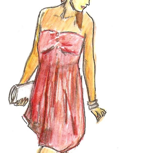 best fashion sketches fashionstyles and trends