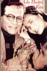 Broery & Dewi Yull - Jangan Ada Dusta Diantara Kita (Full Album 1996)