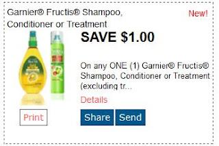 Garnier Coupons May 2013 Free Fructis Hair Care At