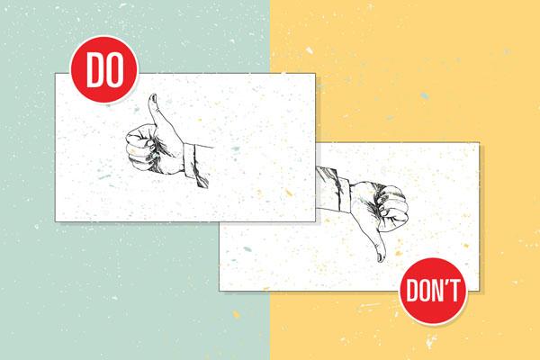 GotPrint Blog Business Card Etiquette