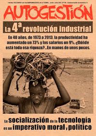 Revista solidaria Autogestión. Número 119