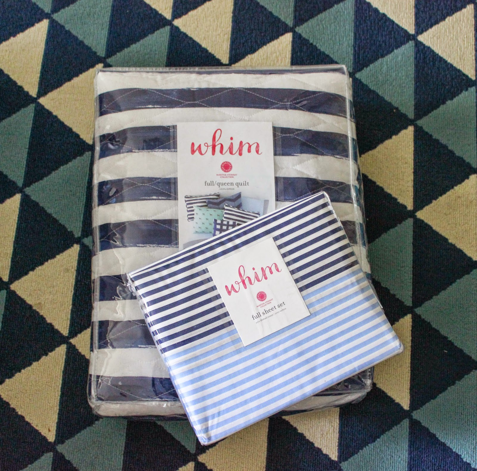 Bedding Refresh with Whim