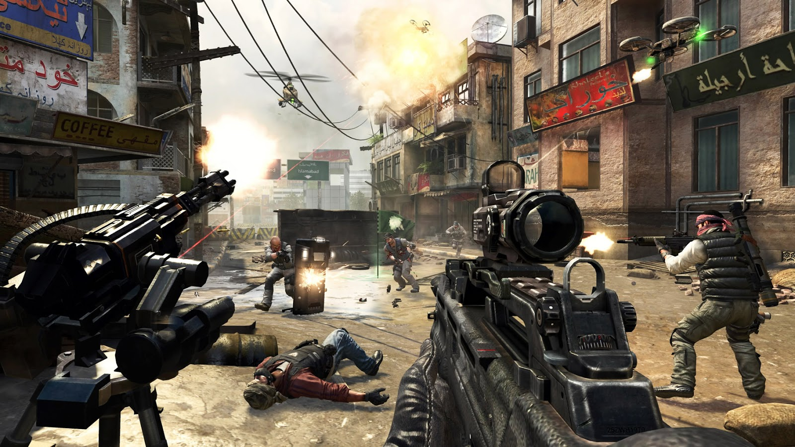 Call Of Duty 4 Modern Warfare Free Download PC Game Full ...