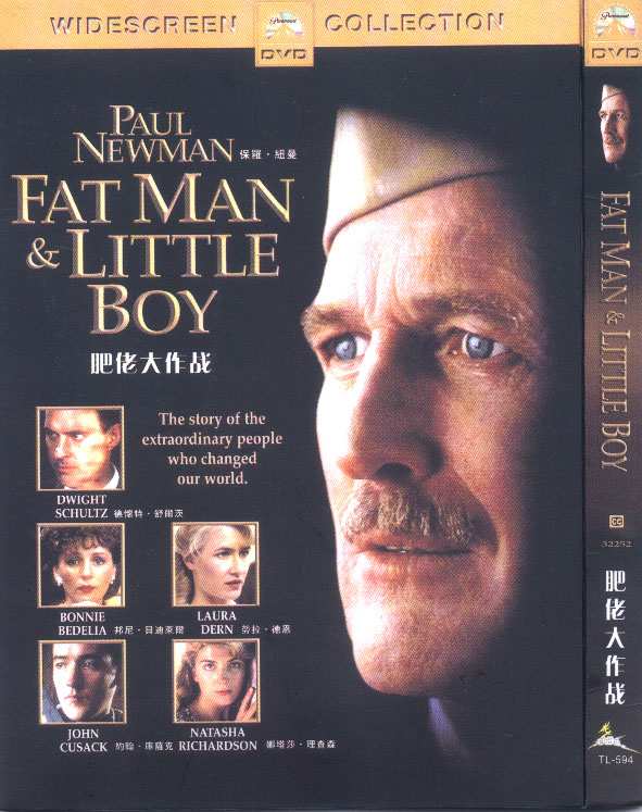 """Fat Man and Little Boy"" (1989)"
