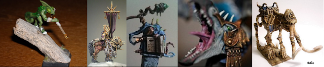 Pro Painted Warhammer minis