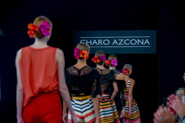 Charo Azcona, MFSHOW, TRESEMME, Desfiles, Pasarela, Galeria de Cristal Palacio de Cibeles