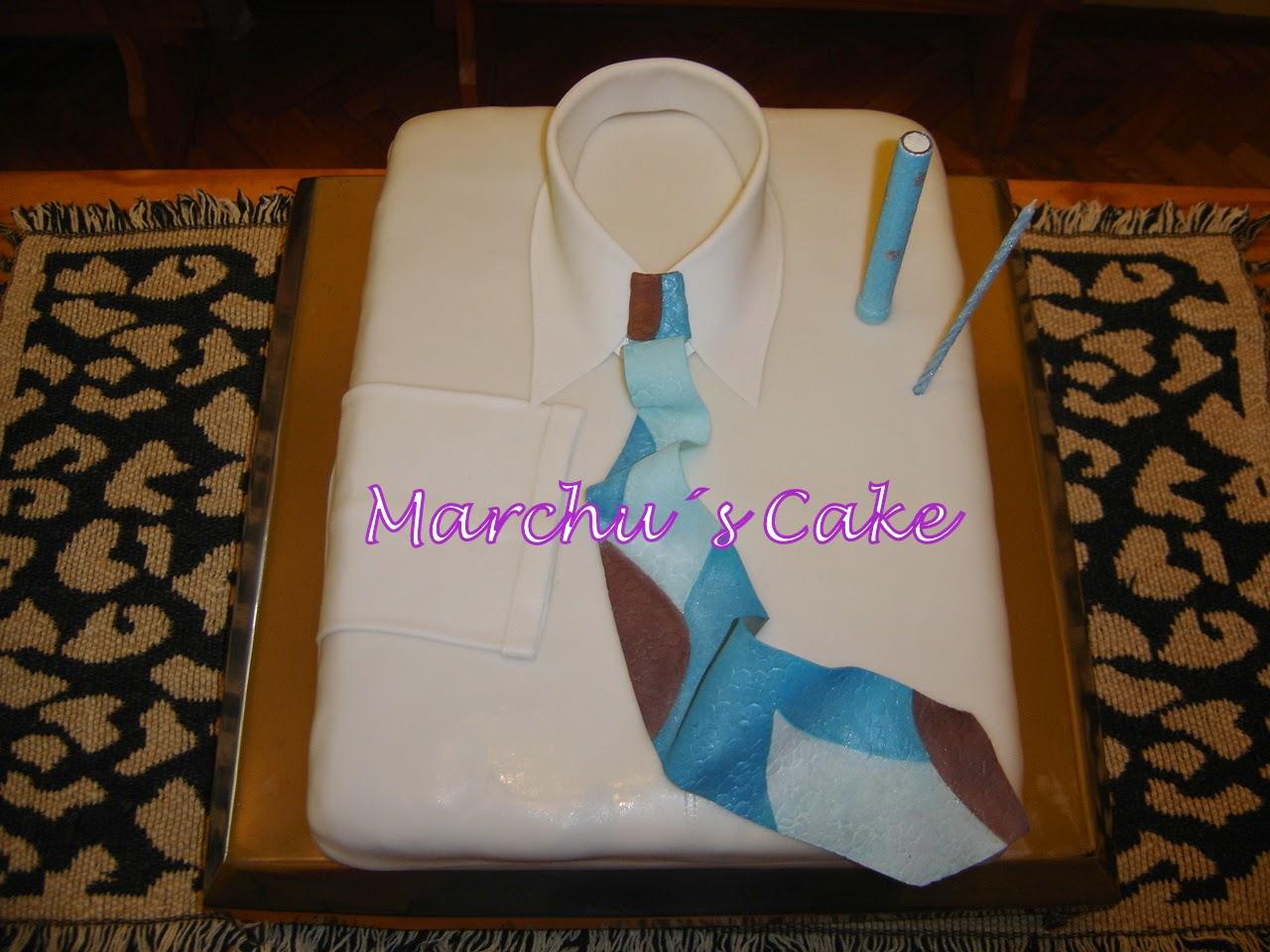 """Torta adultos """"Camisa y corbata"""""""