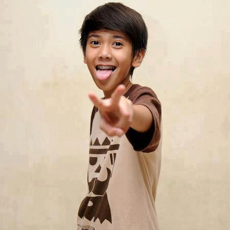 Foto terbaru Iqbal Coboy Junior