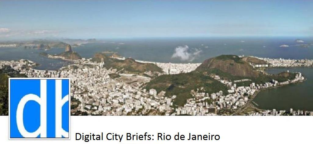 Digital City Briefs - Rio de Janeiro