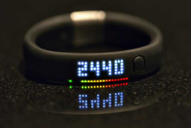 nike fuel band Nike+ fuelband measures your every day activity, tracks each step and calorie burned i like it here i show you how it works this is the new nike+ wrist band, called fuelband.