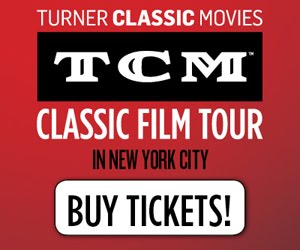10% Off the TCM Classic Film Tour NYC