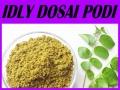 Idly Dosai Podi