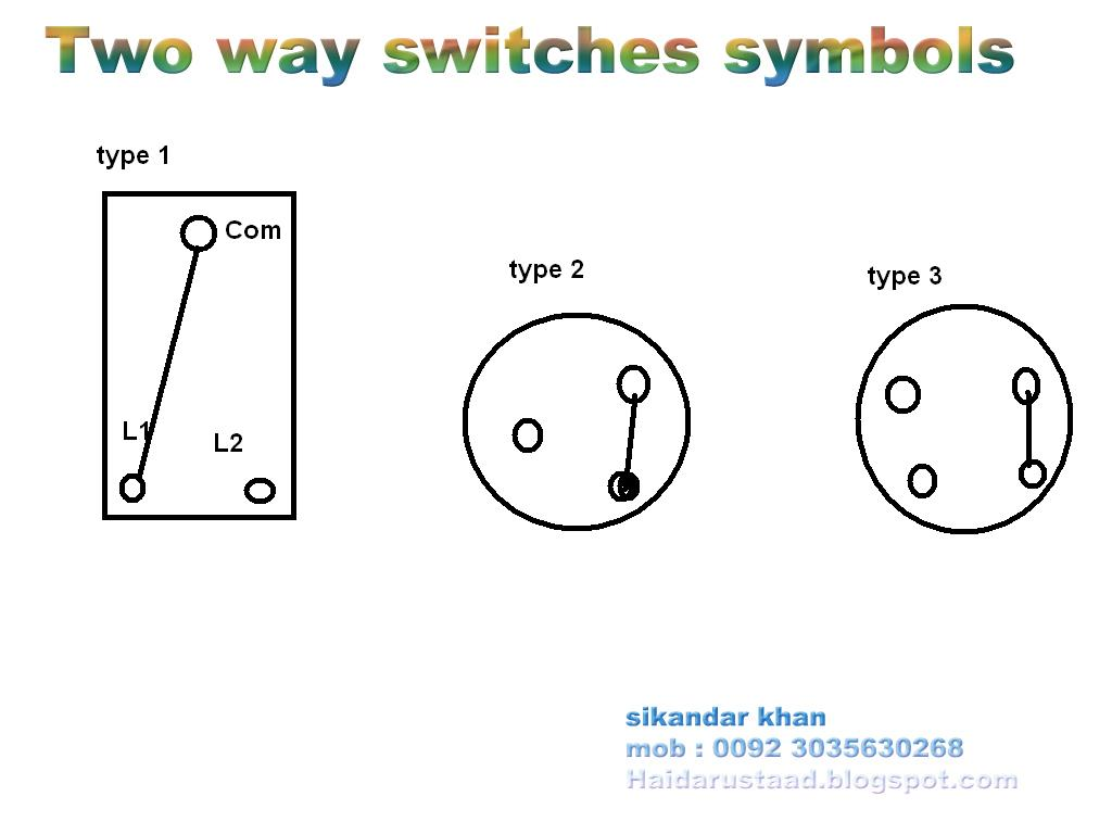 ... Switch Circuit Diagram likewise Two Way Switch Symbol. on 2 way switch