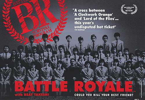 Battle Royale - Crítica