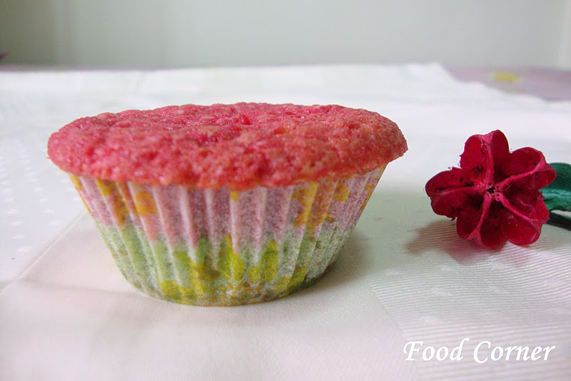 Rainbow Cookie Cupcake Recipe