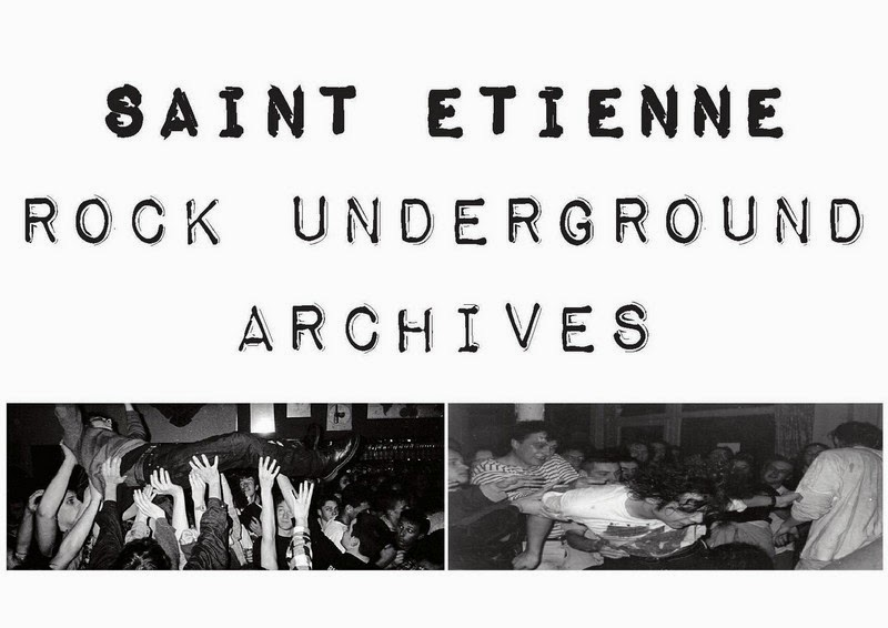 Saint Etienne Rock Underground Archives
