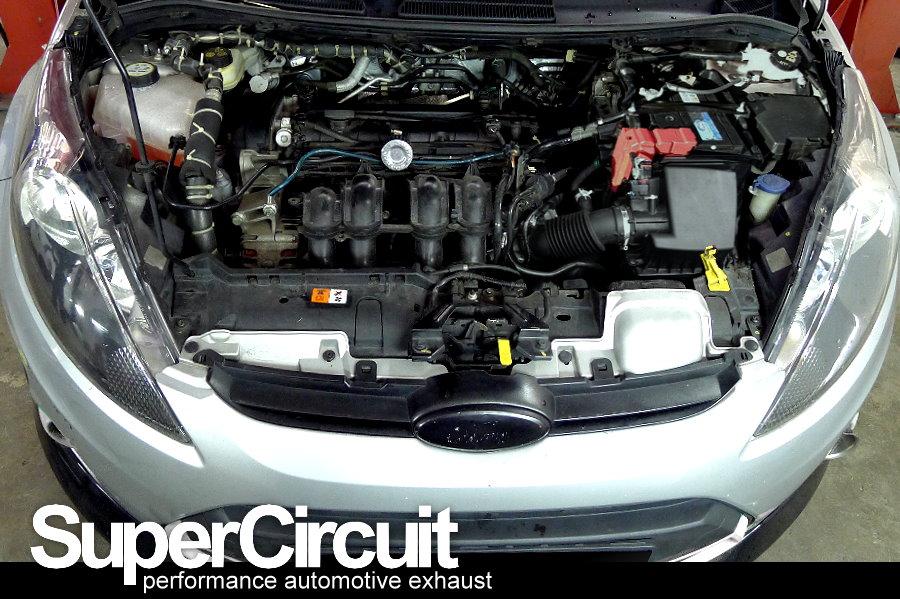 Supercircuit Exhaust Pro Shop Ford Fiesta 16 Headersrhsupercircuitblogspot: Ford Fiesta O2 Sensor Location At Gmaili.net