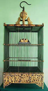Kandang Burung Kicau ( Tips Memilih Sangkar Burung )