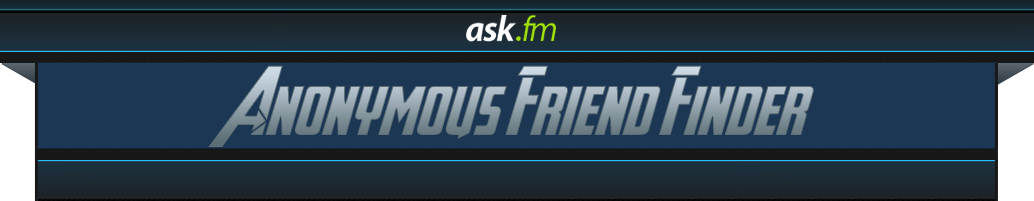 Ask.fm Anonymous Finder