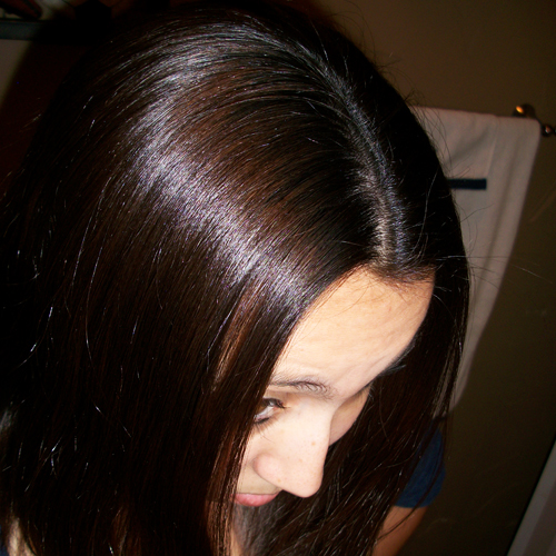 Natural Ombre Black Hair