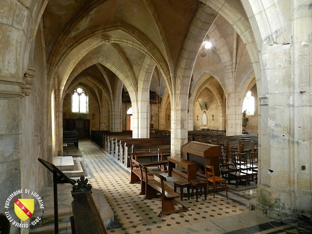 AMANCE (54) - Eglise paroissiale Saint-Jean-Baptiste