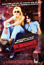 Filme The Runaways Garotas Do Rock Dublado AVI DVDRip
