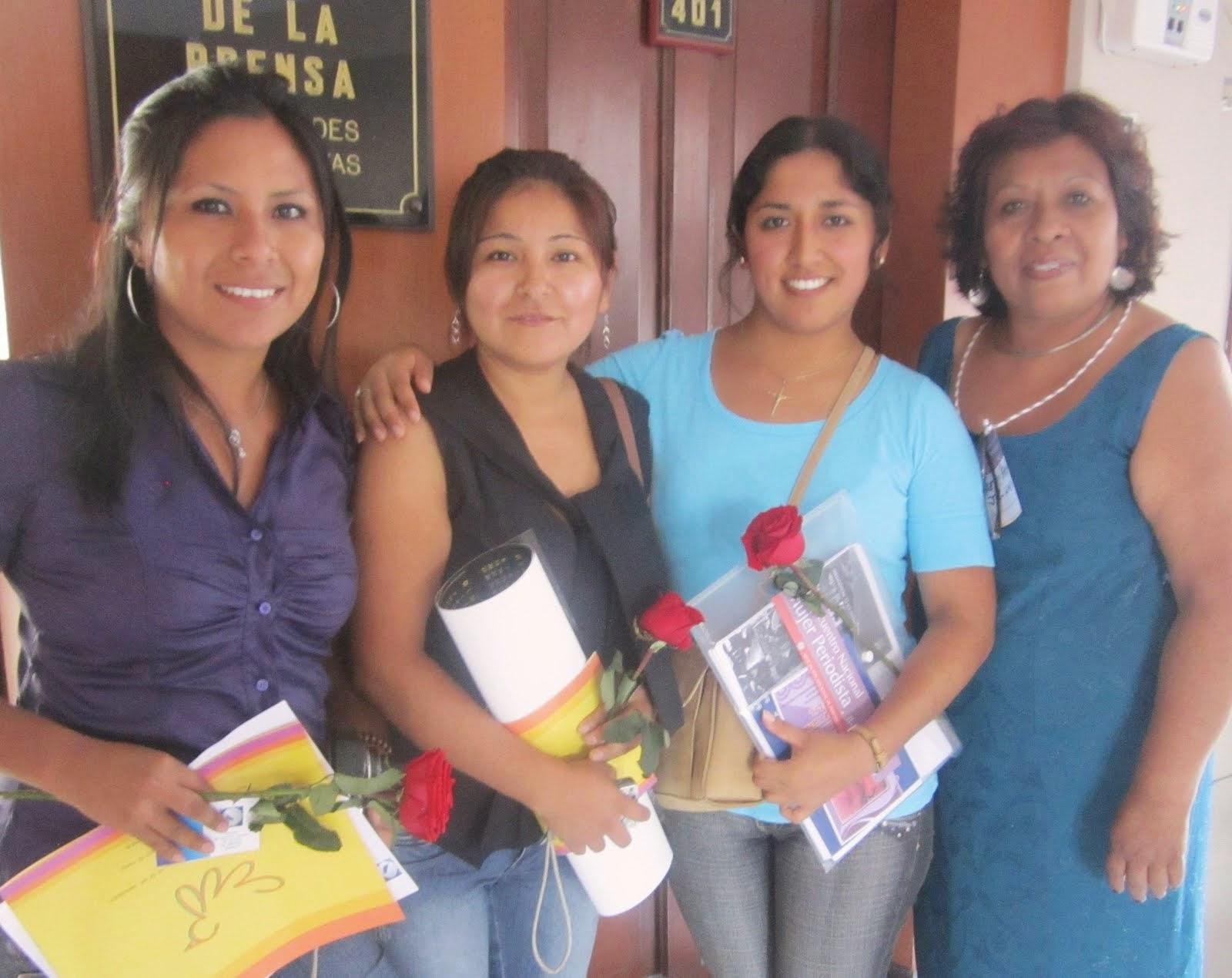Encuentro Nacional de Mujeres Periodistas -ANP