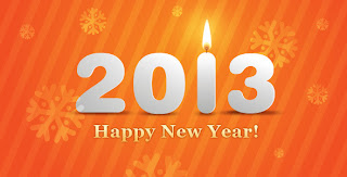 Newyear 2013 Greeting collections