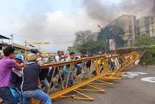 Quienes son los 26 fallecidos a un mes de protestas opositoras en Venezuela