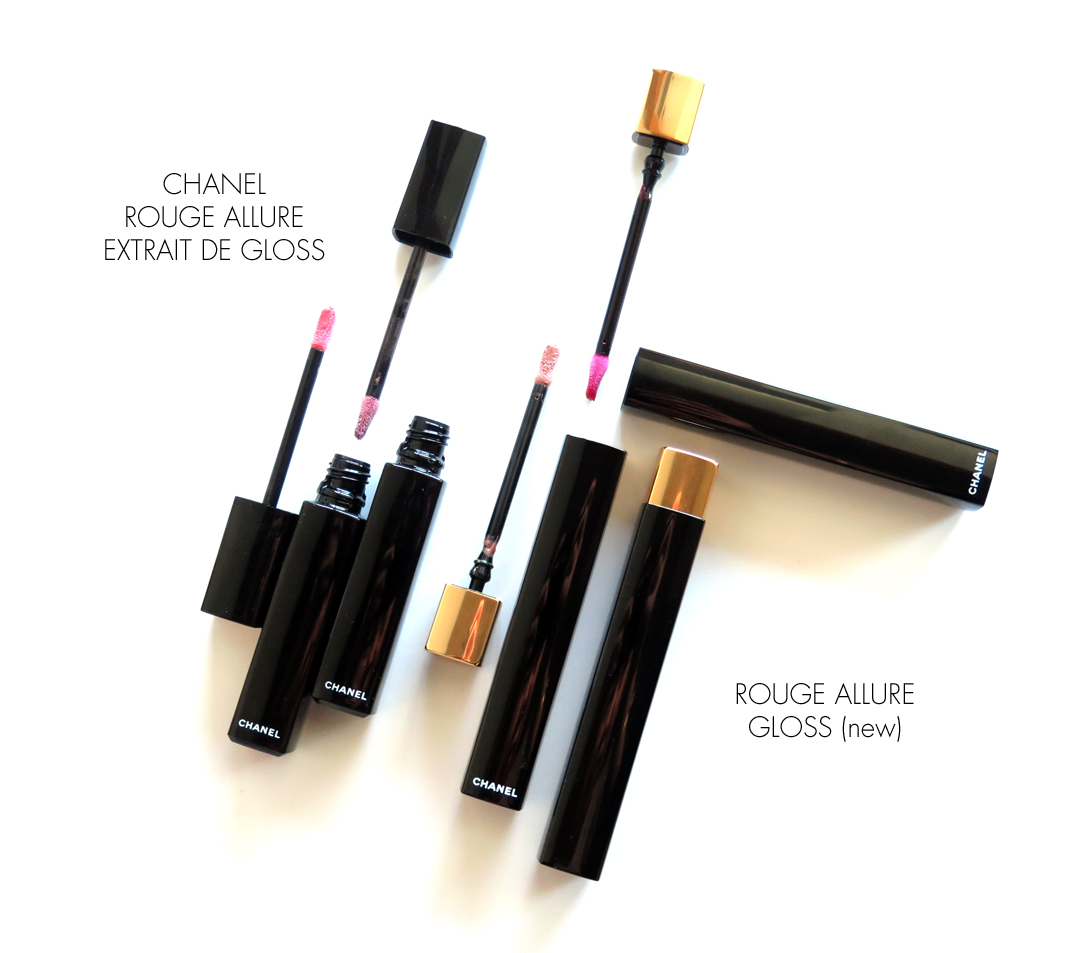 Chanel Rouge Allure Gloss Sensuel Old Chanel Rouge Allure