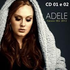 CD Adele- Greatest Hits 2012
