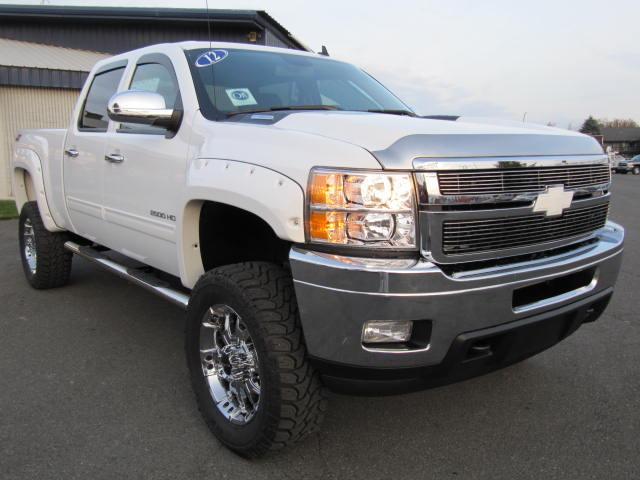 Chevy Diesel Trucks for Sale
