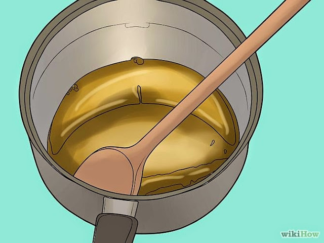 how to make wax at home