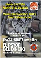 """Charla -Debate con Marc Gauvin """"EL PSYOP (Operación Psicológica del Dinero)"""