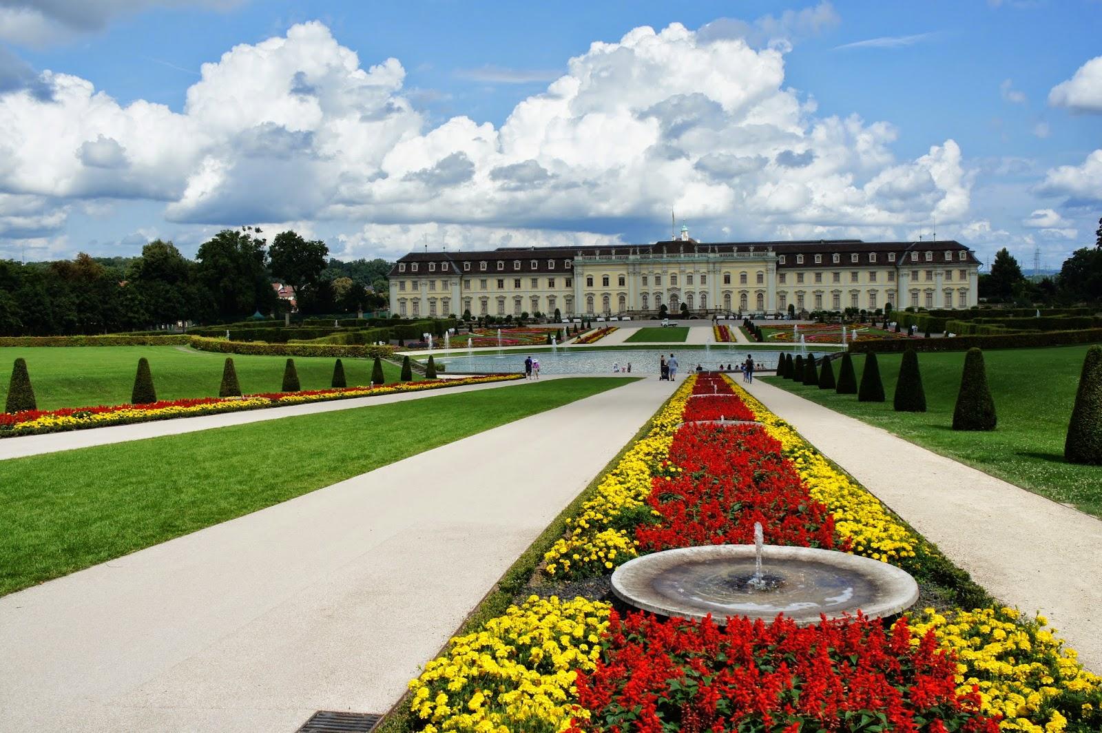 Palacio de Ludwigsburg